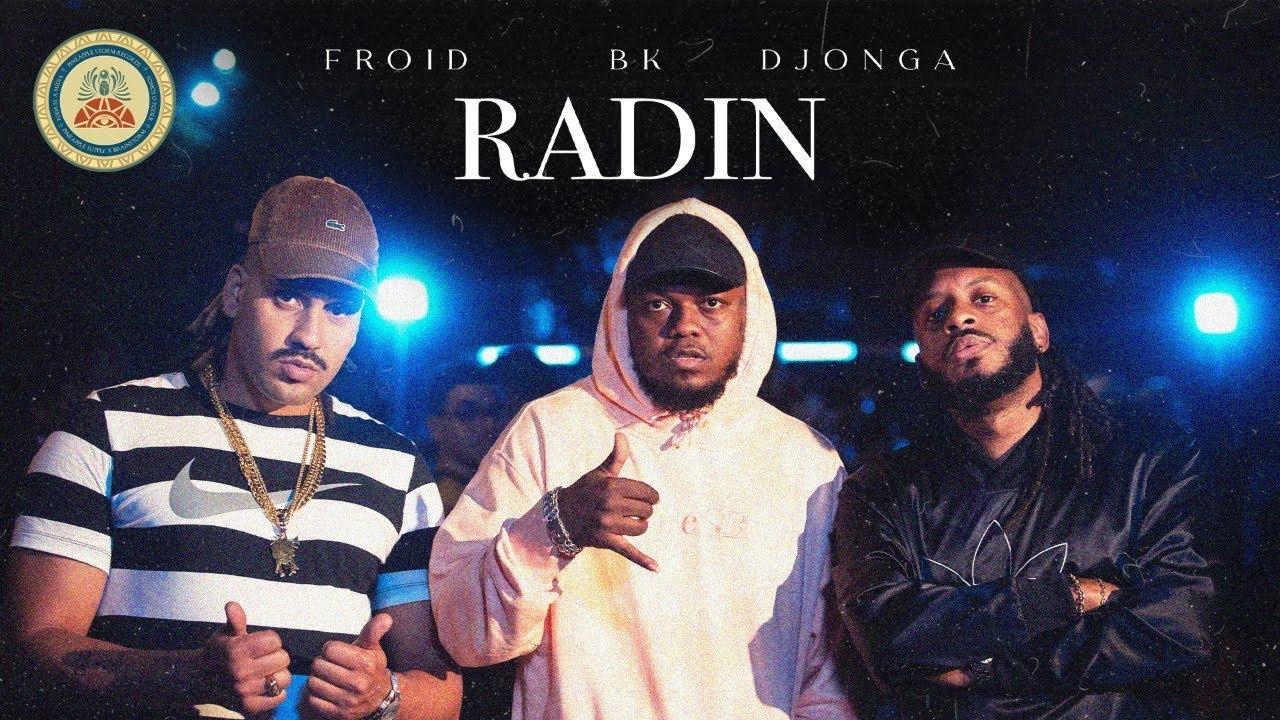Download Djonga | BK' | Froid - RADIN (Videoclipe Oficial)