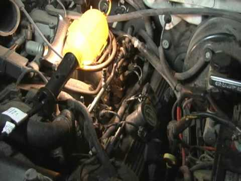 Ford Explorer spark plug fix - YouTube