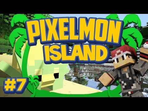 Pixelmon Island Special Mini-Series! Episode 7 - Yellow Belly Omastar!