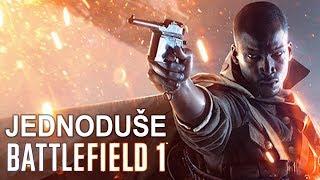 Jednoduše: Battlefield 1 singleplayer