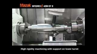 Mazak Integrex e-420H ST II