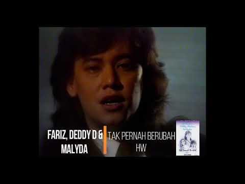 Fariz RM, Deddy Dhukun & Malyda - Tak Pernah Berubah (1989) (Selekta Pop)