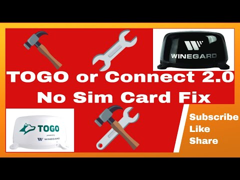 Download TOGO or Winguard Connect 2.0 No Sim Card Fix (RV Living Full Time)