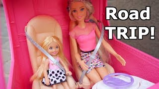 BARBIE Movie Barbie Drives Into The Pool, Barbie Review