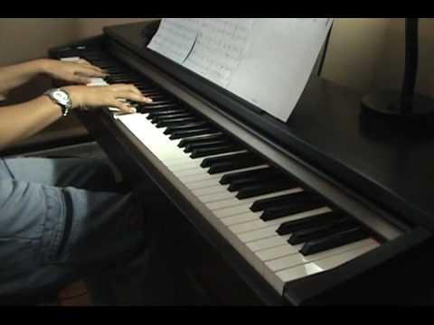 We're In Heaven - DJ Sammy (Piano Accompaniment) by Aldy Santos