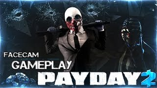 PayDay 2 - Gameplay Facecam Missione Diamond By BadCompanyItaly