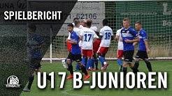 Hamburger SV U17 – DSC Arminia Bielefeld U17 (Testspiel)