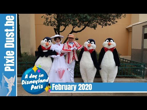📆 A Day In Disneyland Paris February 2020