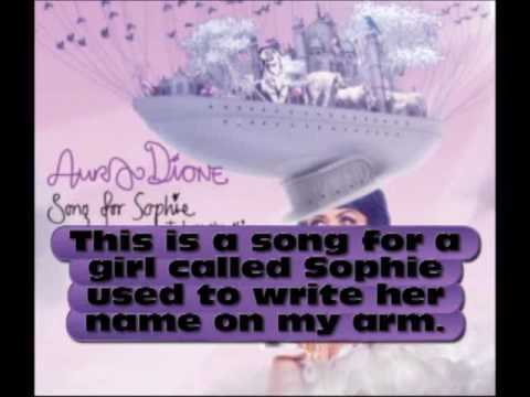 Karaoke: Song For Sophie - Aura Dione
