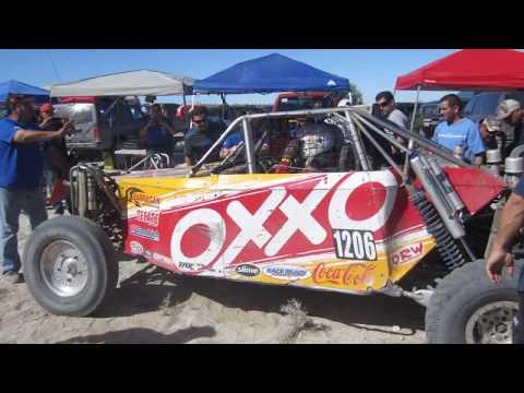 codeoffroad mexicana logistic 2013