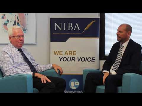 2016 Broker of the year in conversation with NIBA CEO