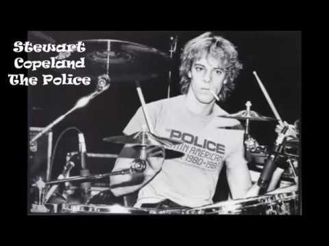 Stewart Copeland - The Police