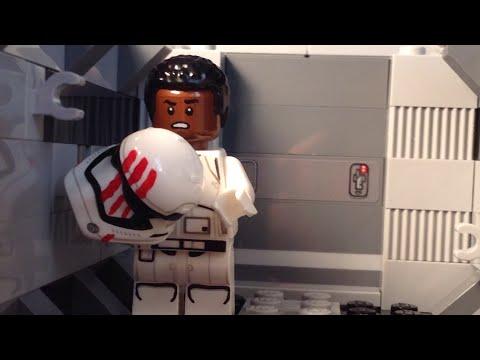 LEGO FN-2187 (Finn) Custom Showcase!