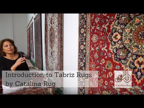 Introduction to Tabriz Rugs by Catalina Rug
