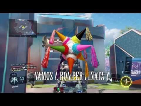 karaoke,fiestas y la nueva maravilla en Call of Duty  Black Ops 3