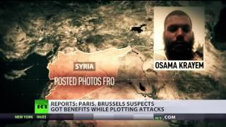 [AE News] Teroristé z Bruselu a Paříže pobírali obrovské sociální dávky! [CZ Titulky]