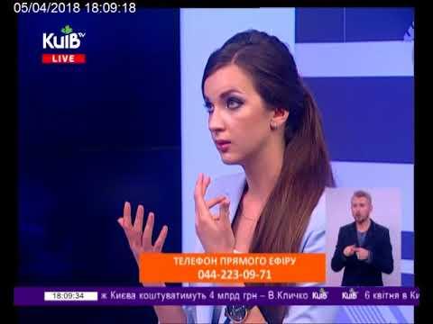Телеканал Київ: 05.04.18 Київ Live 18.00