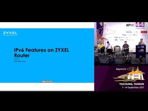 APNIC44 - BoF: Discussion With IPv6 CE Vendors