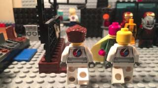 Lego Fantastic 4 part 1