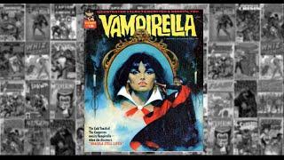 """Vampirella: v1 #18, """"Dracula Still Lives"""""""
