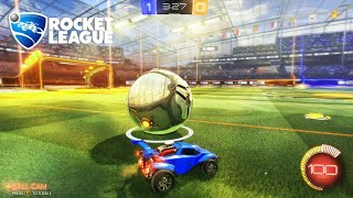 I played the First Version of Rocket League (V1.01)