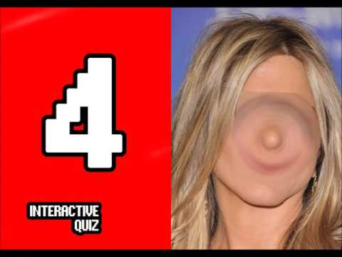 Interactive Pub Quiz 1 - Recognize the famous actress