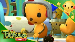 Rolie Polie Olie: Go Fish/Roller Derby/A Birthday Present For Mom - Ep.16