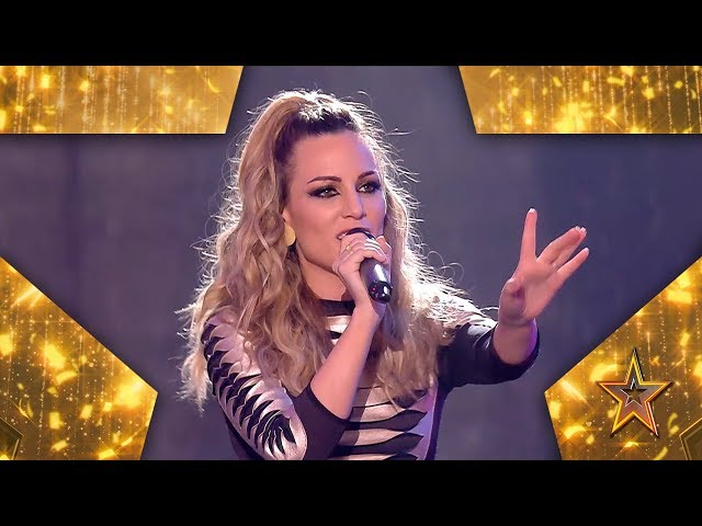 EDURNE muestra su TALENTO y ESTRENA canción: 'Demasiado tarde' | Gran Final | Got Talent España 2019