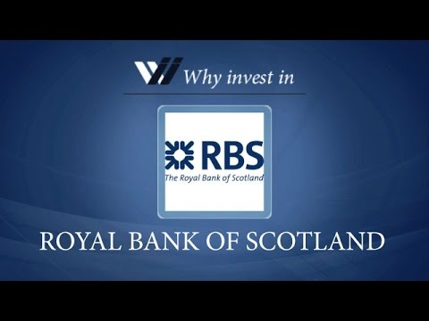 Royal Bank of Scotland - Why invest in 2015
