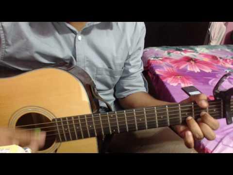 Jab Lakhon Hai Bhagwaan Guitar Instructional Video