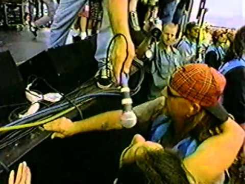 Pennywise - Bro Hymn, Warped Tour 1996, MTV Sports