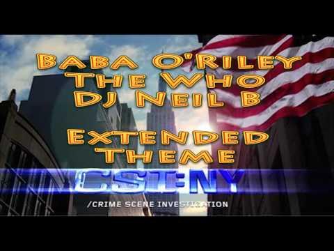 CSI NY Theme (Extended Mix)