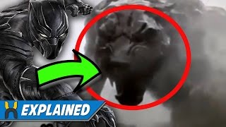 MCU Black Panther & Wakanda EXPLAINED