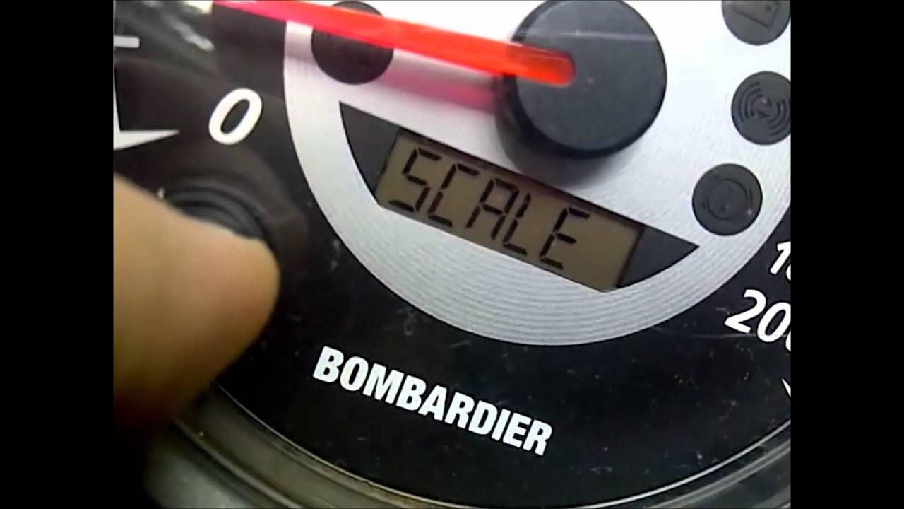 speedometer wiring diagram mercedes diagrams schematics ski doo problem/ fix - youtube