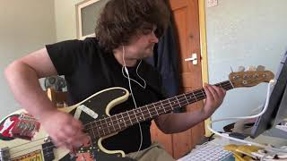 News From The Front - Bad Religion Bass Cover