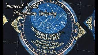 INNOCENT WORLD PLANISPHERE UNBOXING!