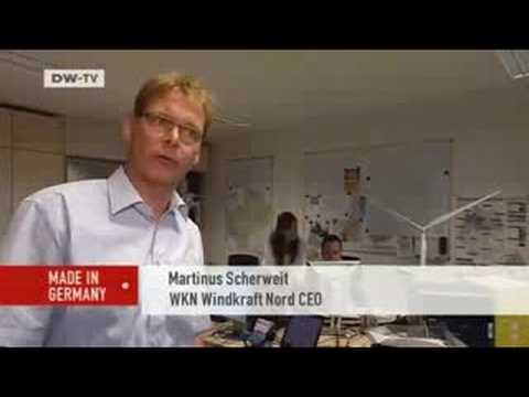 Made in Germany | Husum -- World capital of wind energy