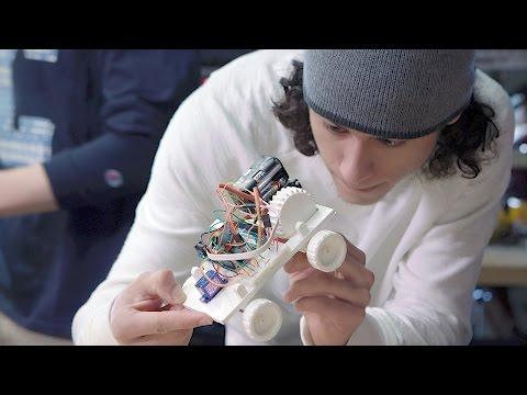 Art of Engineering: Freshman Introduction