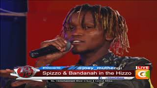 Bandanah, Spizzo back together #10Over10