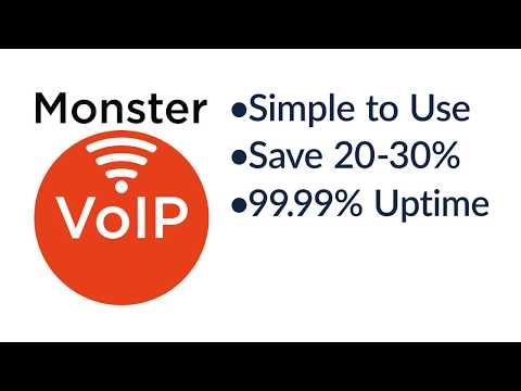 Best Business Phone System Los Angeles | Monster VoIP