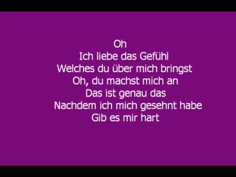 S&M - Rihanna (HQ/HD) german Lyrics/deutsche Übersetzung