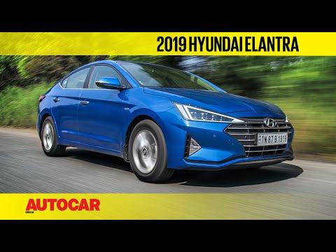 2019 Hyundai Elantra Facelift Review | First Drive | Autocar India