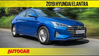 2019 Hyundai Elantra Facelift Review | First Drive | Autocar India