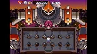 Saturn Bomberman - Normal Game, part 8