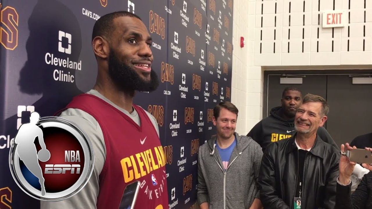 fd68d4f0bff1 LeBron James uses NBA2K to prepare for Isaiah Thomas  return to Cavaliers