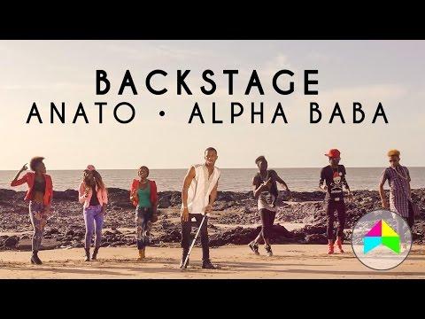 Backstage clip ANATO • Alpha Baba • La Boite à Clip