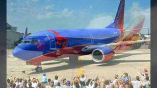 Tribute to Southwest Airlines- Its all about LUV in the air!