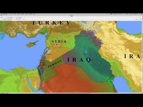 Israel Geography Introduction