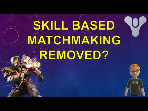 bungie skill based matchmaking