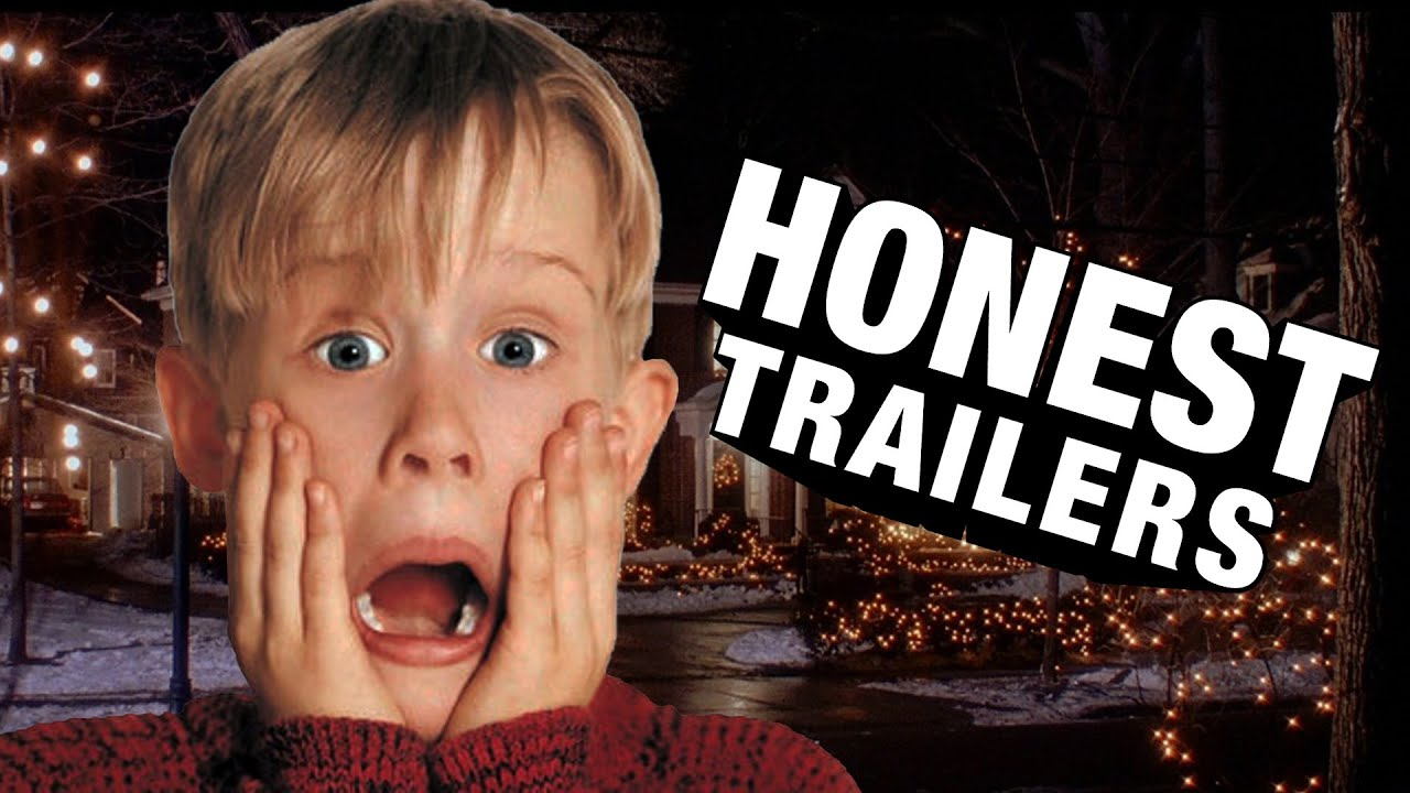Honest Trailers Home Alone